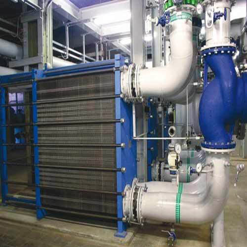 Industrial Heat Exchangers : Design and uses of plate heat exchanger industrial tools vip